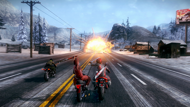 Road Redemption Screenshot 6