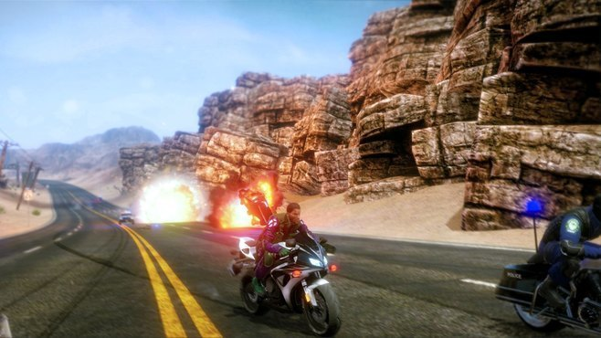 Road Redemption Screenshot 7
