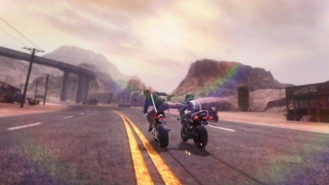 Road Redemption Screenshot 8