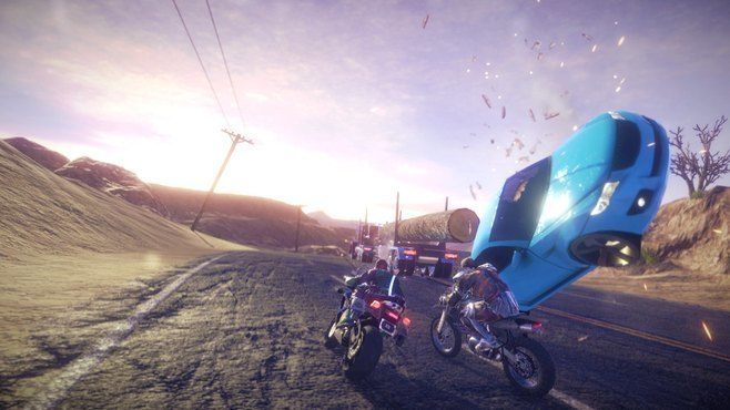 Road Redemption Screenshot 10
