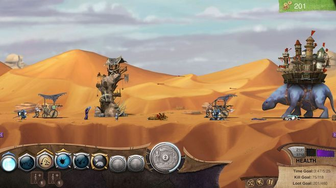 Roaming Fortress Screenshot 5