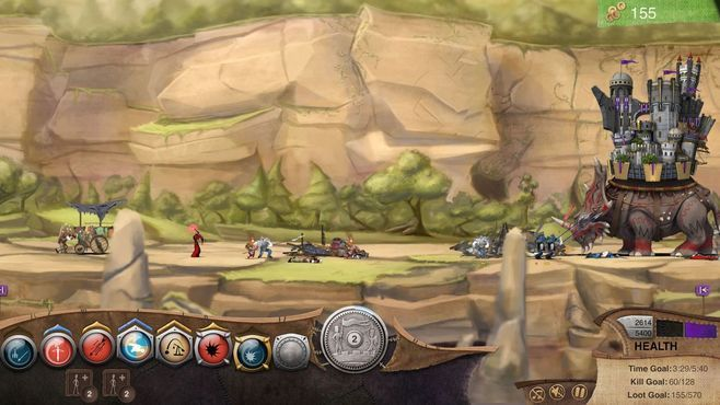 Roaming Fortress Screenshot 7