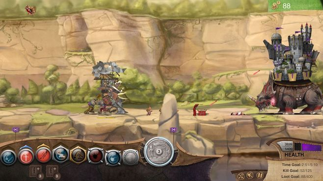 Roaming Fortress Screenshot 8