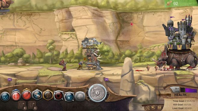 Roaming Fortress Screenshot 9