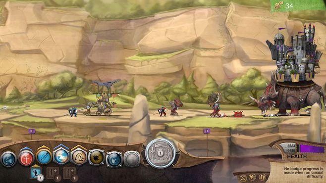 Roaming Fortress Screenshot 10