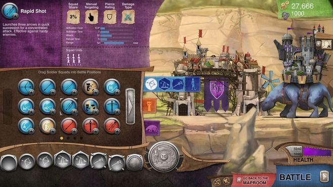 Roaming Fortress Screenshot 14