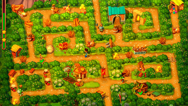 Robin Hood: Winds Of Freedom Screenshot 5