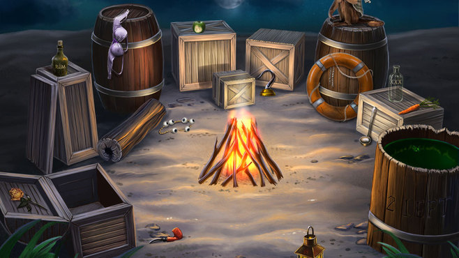 Robinson Crusoe and the Cursed Pirates Screenshot 9