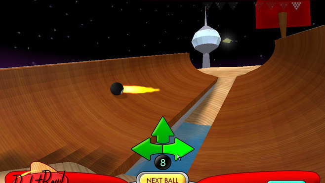 RocketBowl Screenshot 1