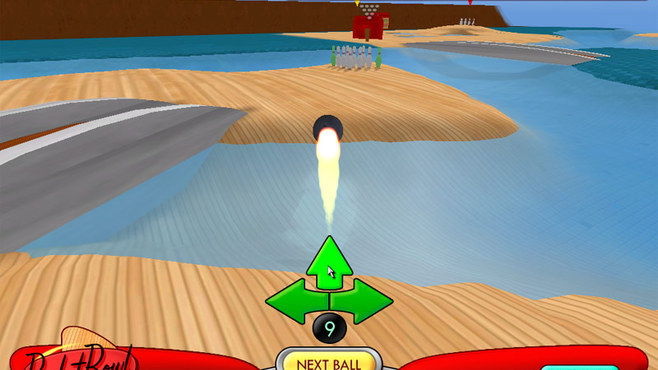 RocketBowl Screenshot 2