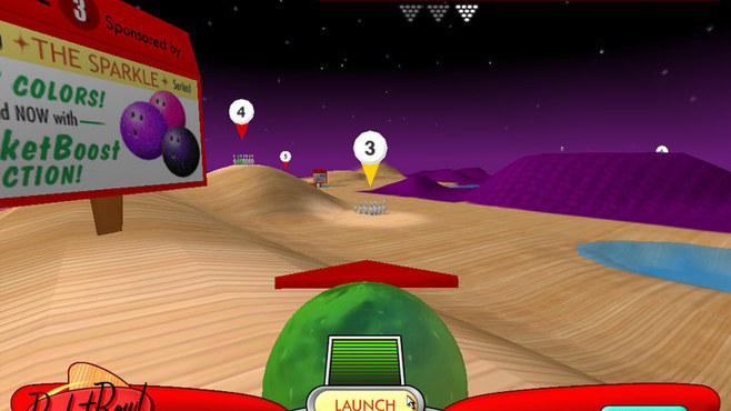 RocketBowl Screenshot 3