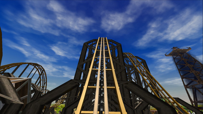 how to build a ride in theme park tycoon