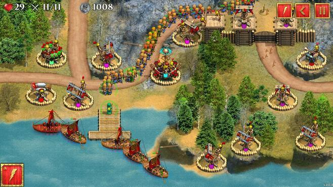 Defense of Roman Britain Screenshot 2