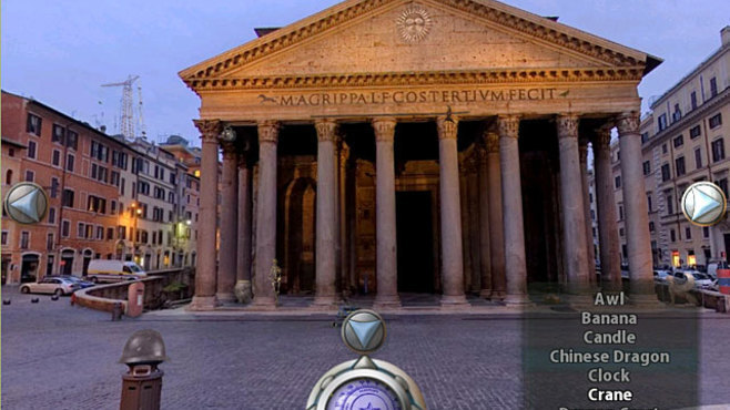 Rome: Curse of the Necklace Screenshot 3
