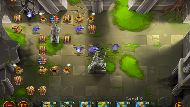 Rome Defenders: The First Wave Screenshot 4