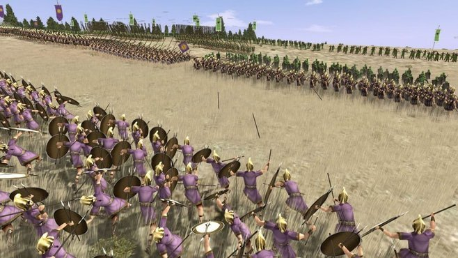 Rome: Total War™ - Alexander Screenshot 1