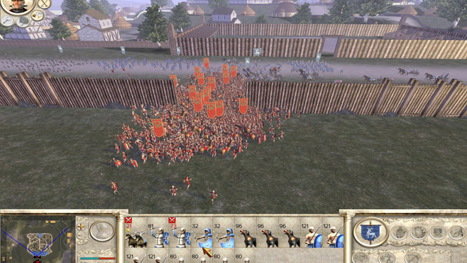 Rome: Total War - Gold Edition Screenshot 4