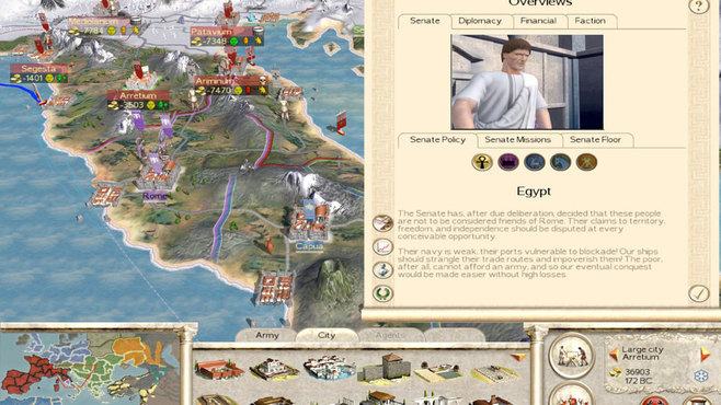Rome: Total War - Gold Edition Screenshot 5