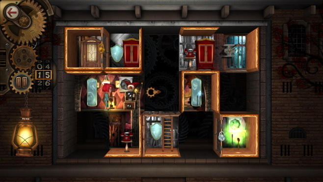 Rooms: The Unsolvable Puzzle Screenshot 4