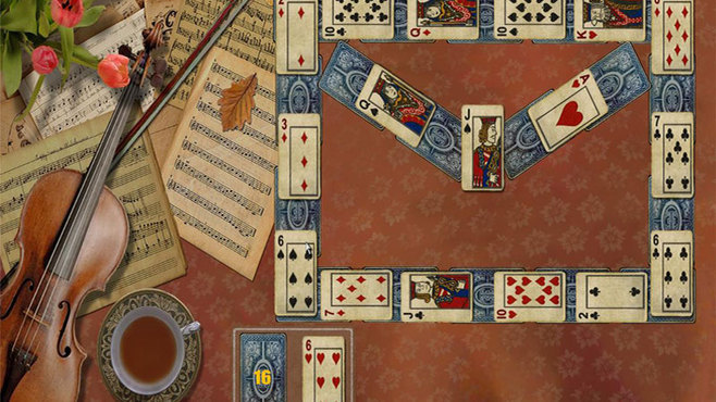 Royal Challenge Solitaire Screenshot 6