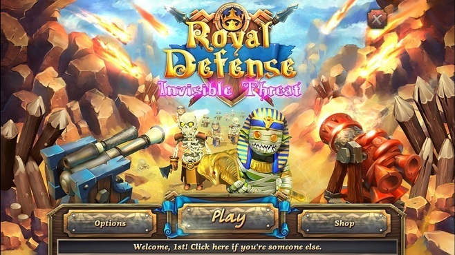 Royal Defense 2 Screenshot 1