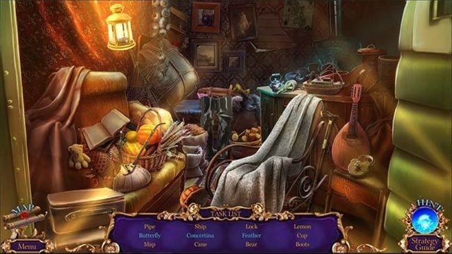 Royal Detective: Borrowed Life Collector's Edition Screenshot 3