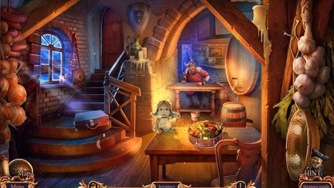Royal Detective: Legend Of The Golem Collector's Edition Screenshot 1