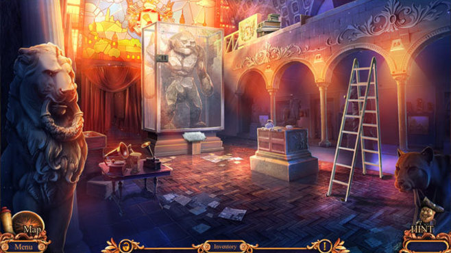 Royal Detective: Legend Of The Golem Collector's Edition Screenshot 3