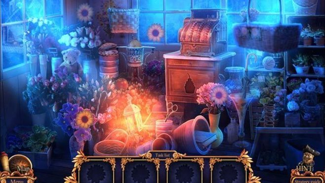 Royal Detective: Legend Of The Golem Screenshot 1