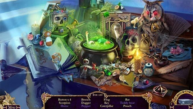 Royal Detective: Queen of Shadows Collector's Edition Screenshot 3