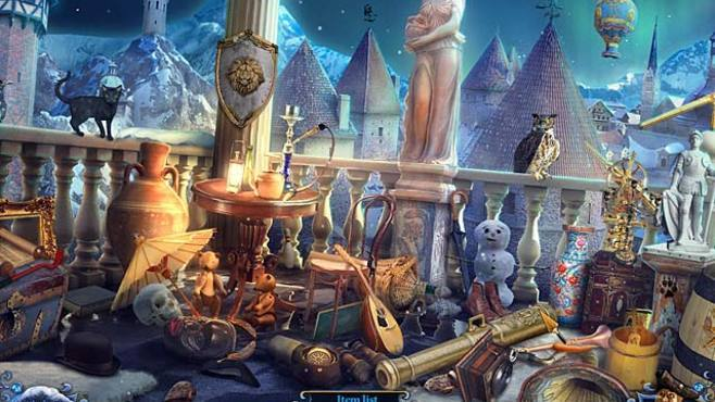 Royal Detective: The Lord of Statues Collector's Edition Screenshot 1
