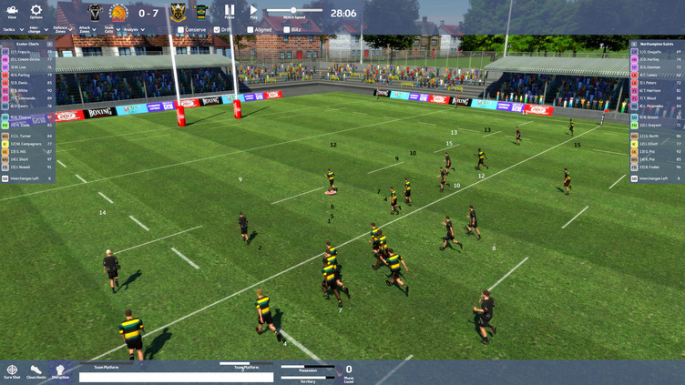 Rugby Union Team Manager 2017 Screenshot 6