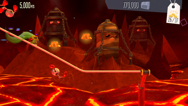BIT.TRIP Presents... Runner2: Future Legend of Rhythm Alien Screenshot 5