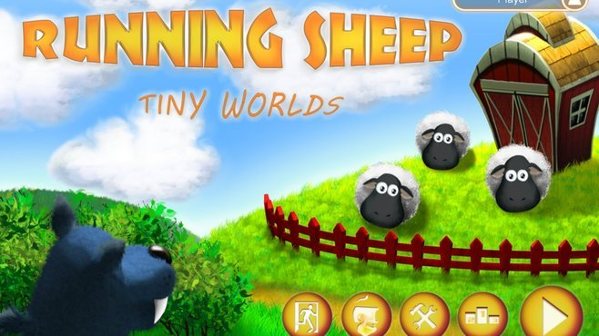Running Sheep: Tiny Worlds Screenshot 5