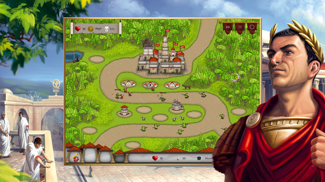 Rush on Rome Screenshot 3