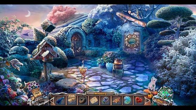 Sable Maze: Forbidden Garden Collector's Edition Screenshot 1