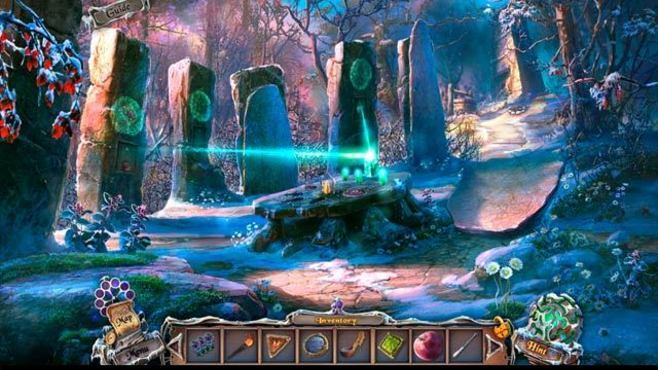 Sable Maze: Forbidden Garden Collector's Edition Screenshot 5