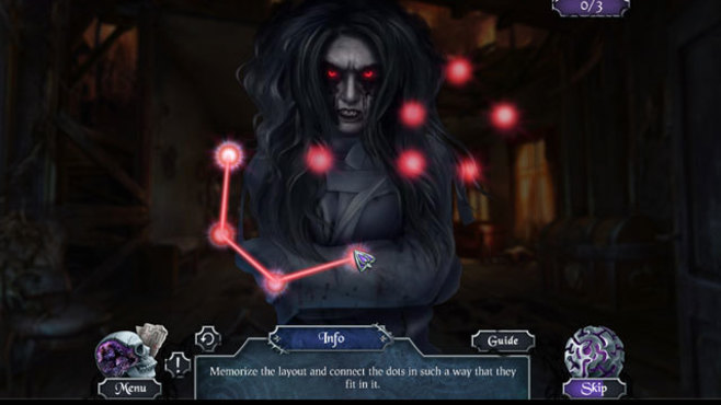 Sable Maze: Nightmare Shadows Collector's Edition Screenshot 1