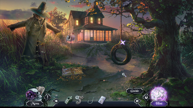 Sable Maze: Nightmare Shadows Collector's Edition Screenshot 4