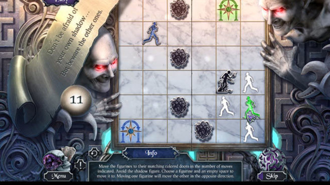 Sable Maze: Nightmare Shadows Collector's Edition Screenshot 5