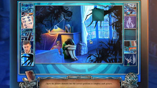 Sable Maze: Twelve Fears Collector's Edition Screenshot 4