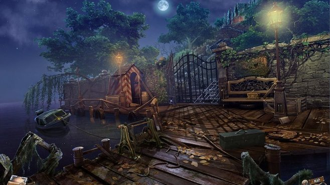 Sacra Terra: Kiss of Death Collector's Edition Screenshot 3
