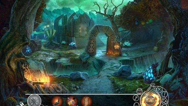 Saga of the Nine Worlds: The Four Stags Collector's Edition Screenshot 1