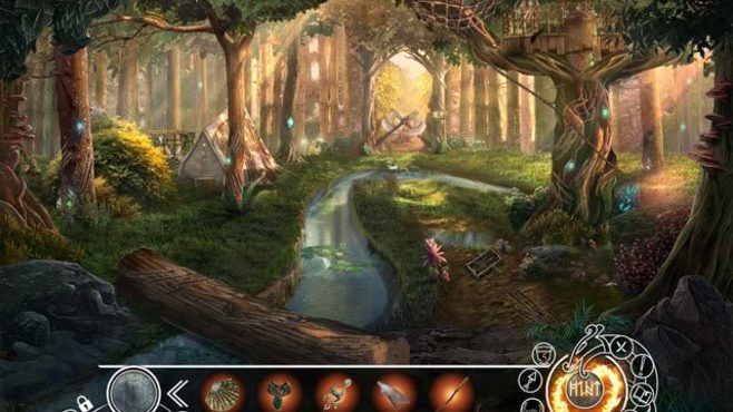 Saga of the Nine Worlds: The Four Stags Collector's Edition Screenshot 2