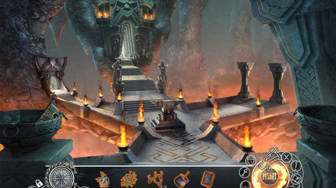 Saga of the Nine Worlds: The Gathering Collector's Edition Screenshot 2
