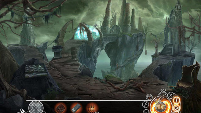 Saga of the Nine Worlds: The Hunt Collector's Edition Screenshot 2