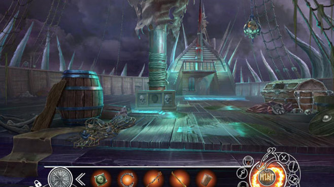 Saga of the Nine Worlds: The Hunt Collector's Edition Screenshot 1