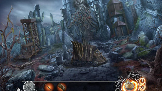 Saga of the Nine Worlds: The Hunt Collector's Edition Screenshot 3