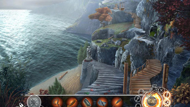 Saga of the Nine Worlds: The Hunt Collector's Edition Screenshot 4