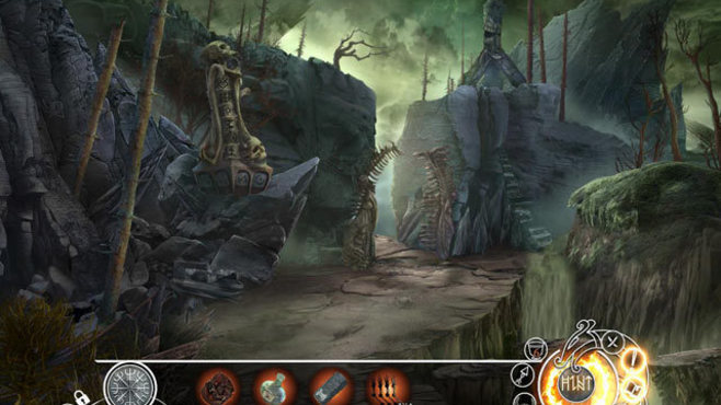 Saga of the Nine Worlds: The Hunt Collector's Edition Screenshot 5